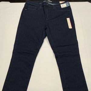 Universal Thread Skinny Dark Blue Jeans, Size 18